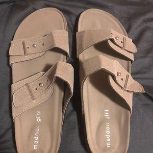 Madden Girl Jesus Sandals